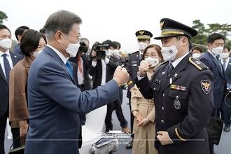 경찰공무원 근속승진 기간 단축법안 발의